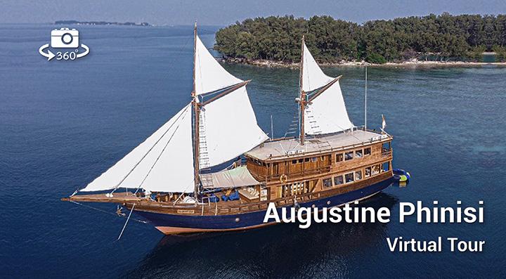Augustine Phinisi Virtual Tour