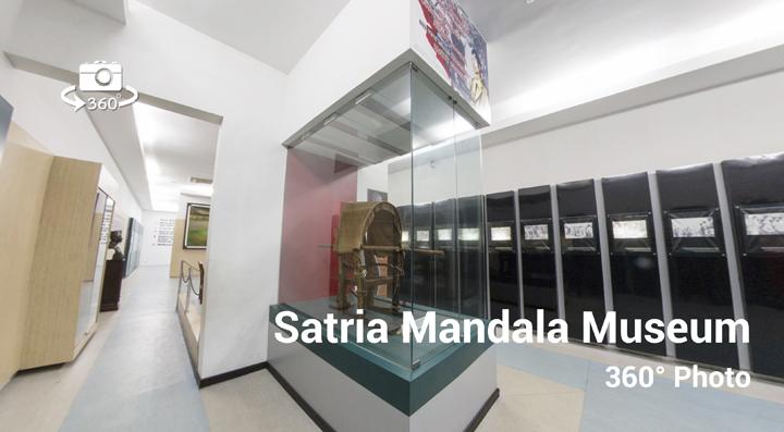 Satria Mandala Museum