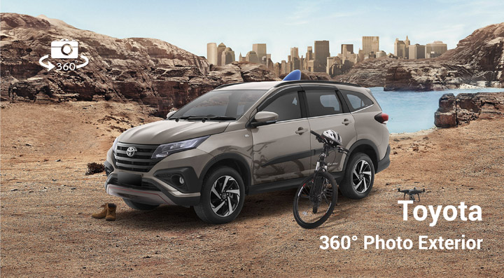 Toyota All New Rush Freedom Unlimited