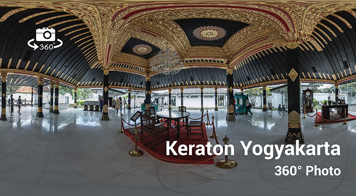 Keraton Yogyakarta Virtual Tour